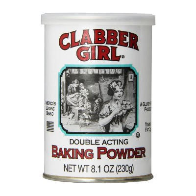 Clabber Girl Baking Powder   SPECIAL OFFER