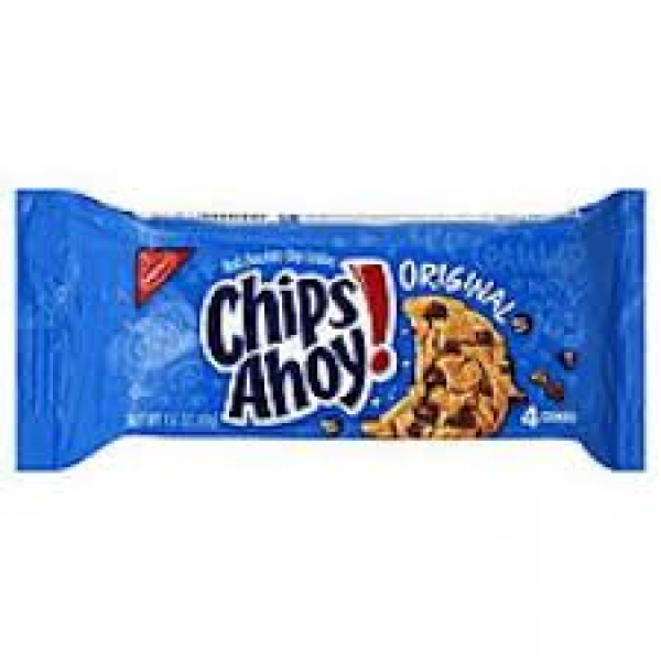 Nabisco Chips Ahoy Single Serve