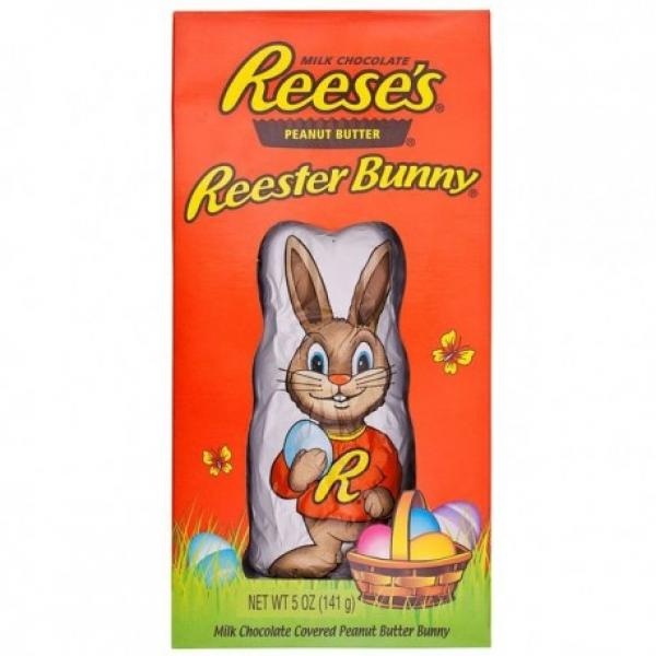 Reeses Peanut Butter Choc Bunny