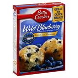 Betty Crocker Wild Blueberry Muffin Mix
