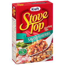 Stove Top Savory Herb Stuffing
