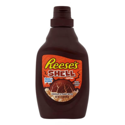 Reeses Shell Topping