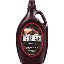 NEW LOW PRICE Hershey Choc Syrup  (Squeeze Bottle)48 oz Large