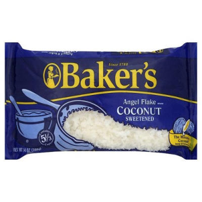 Bakers Angel Flake Coconut