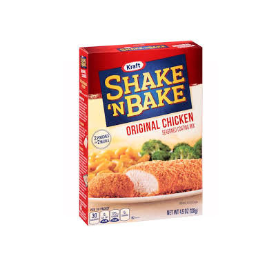 Shake N Bake Regular Chicken