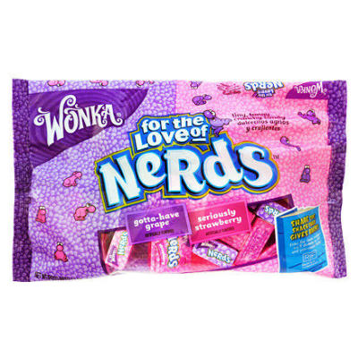 Wonka Nerd Mini Bag Grape/Strawberry