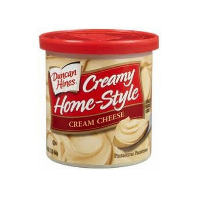 Duncan Hines RTS Cream Cheese  Frosting SPECIAL OFFER