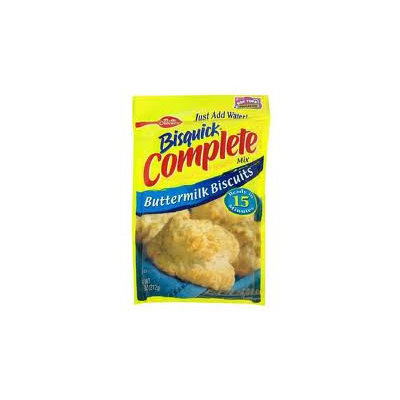 BC Bisquick Complete Buttermilk Biscuit Mix Pouch