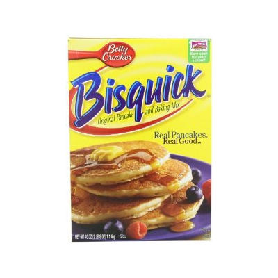 Betty Crocker Bisquick USA 20 oz  NEW LOWER PRICE