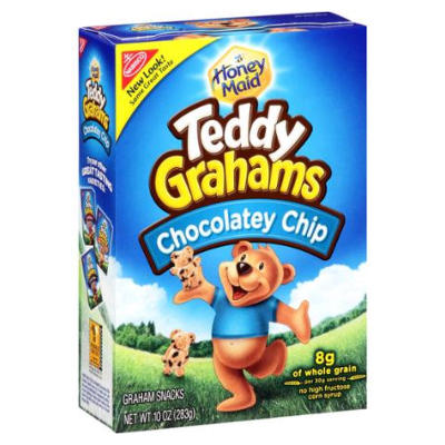 Nabisco Teddy Grahams Chocolate Chip
