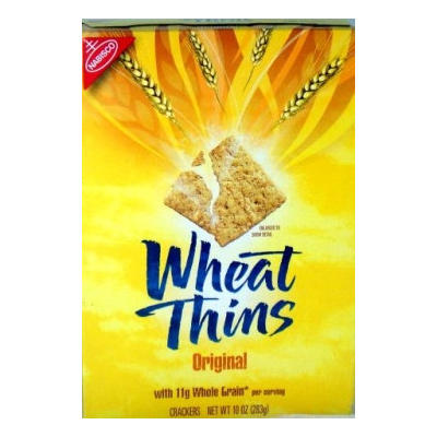 Nabisco Wheat Thins   NEW LOWER PRICE