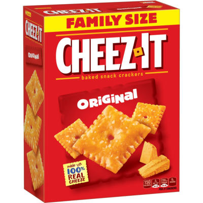 Cheez-its Original Snack Box 7 oz
