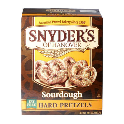 Snyder's Large Sourdough Hard Pretzels