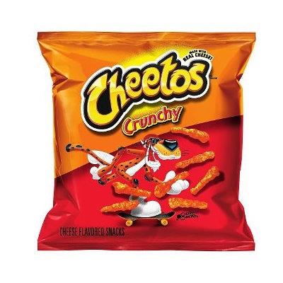 Cheeto Crunch Snack Bag 2.15oz