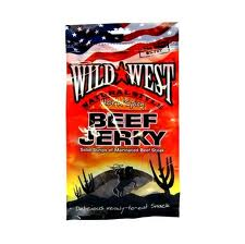Wild West Beef Jerky - Original