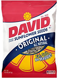 David's Original Sunflower Seeds 5.2oz