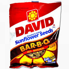 David's BBQ Sunflower Seeds 5.2oz