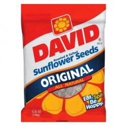 David's Sweet N Spicy Sunflower Seeds 5.2oz