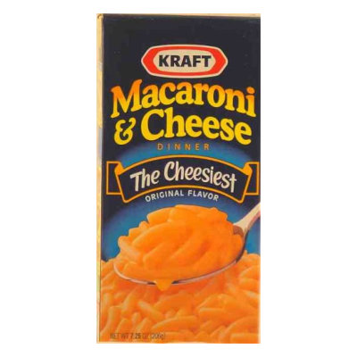 Kraft Macaroni Cheese Dinner  7.25oz