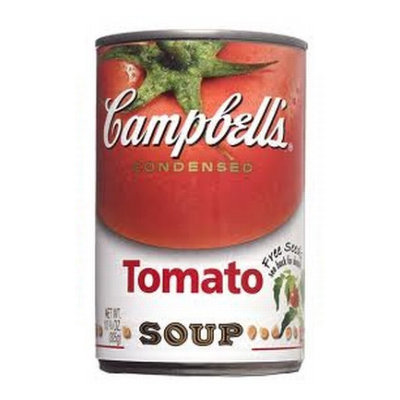 Campbells Tomato Soup EASTER SPECIAL