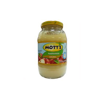 Motts Natural Apple Sauce