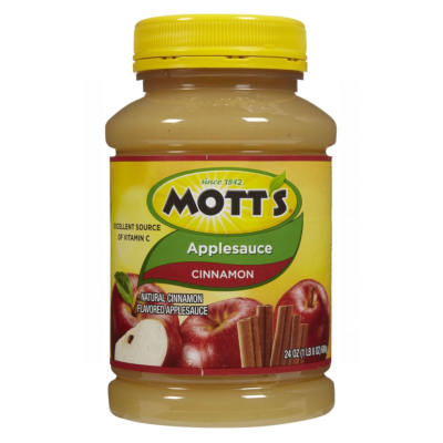 Motts Apple / Cinnamon Sauce