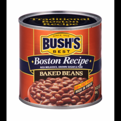 Bush Boston Recipe Baked Beans 16oz