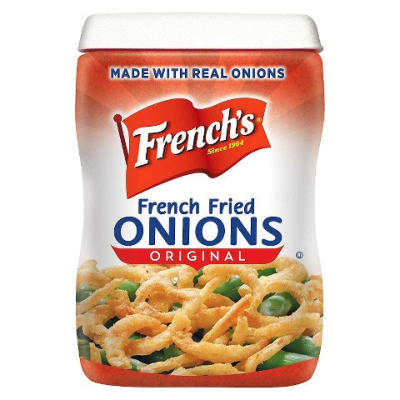 Frenchs Fried Onions 75g