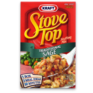 Stove Top Traditional Sage Stuffing