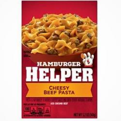Betty Crocker Hamburger Helper Beef Pasta NEW LOWER PRICE