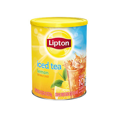 Lipton Iced Lemon Tea Granules (Sweetened)