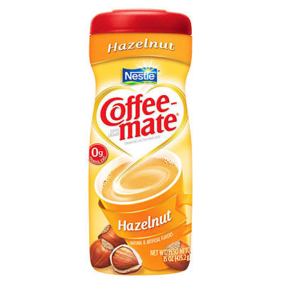 Nestle Coffee-mate Creamer Hazelnut