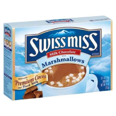 Swiss Miss Drinking Chocolate with Marshmallows   NEW LOWER PRICE