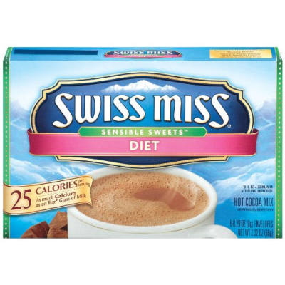 Swiss Miss Drinking Chocolate Diet
