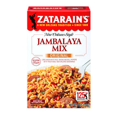 Zatarain's Jambalaya Mix with Rice