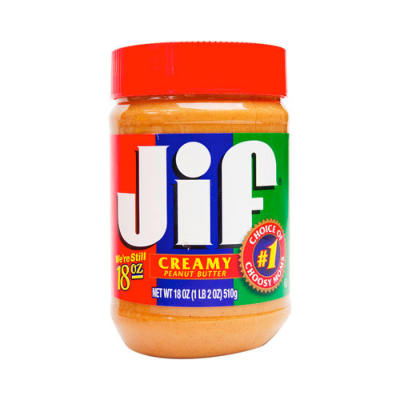 Jif Peanut Butter Smooth 454g NEW LOWER PRICE