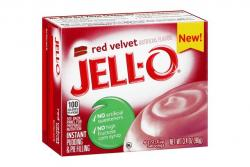 Jell-O Red Velvet Instant Pudding Mix