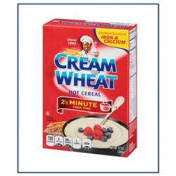 Nabisco Cream of Wheat 2.5 mins 14oz