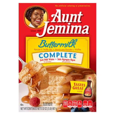 Aunt Jemima Complete Buttermilk Pancake Mix 32oz