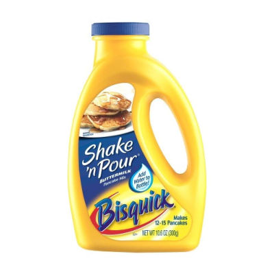 Bisquick Shake 'n Pour Buttermilk Pancake Mix   NEW LOWER PRICE