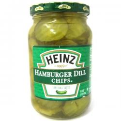 Heinz Hamburger Dill Slices