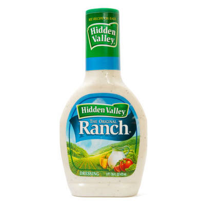 Hidden Valley Ranch Dressing    NEW LOWER PRICE