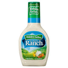 Hidden Valley Ranch Dressing 16oz larger size