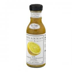 Briannas Lemon Tarragon Dressing