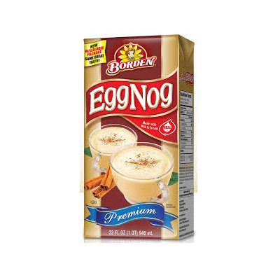 SEASONAL Bordens Egg Nog