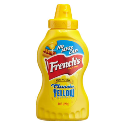 French's Classic Yellow Mustard 850g