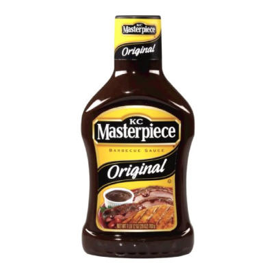 K.C Masterpiece BBQ Sauce BB Dec 16