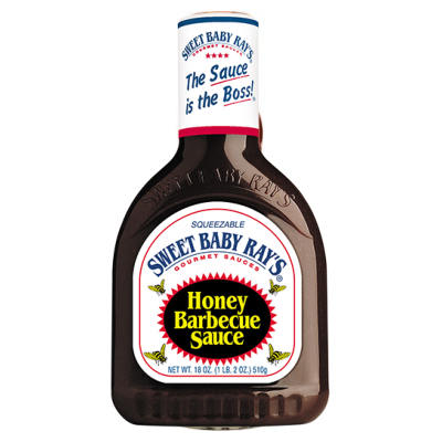 Sweet Baby Rays Honey BBQ Sauce